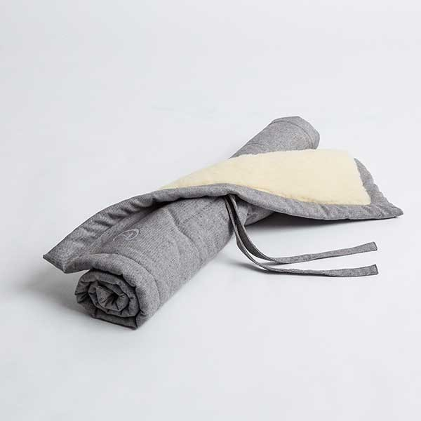 Cloud7 Hundedecke Tweed Grey