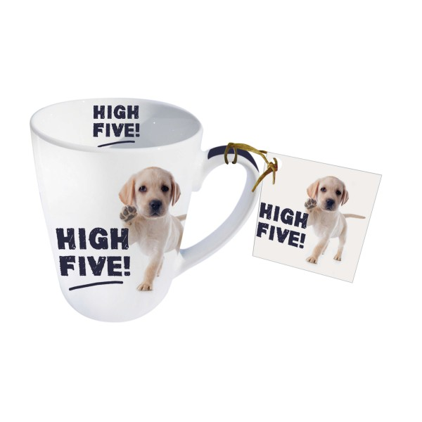 Becher / High Five