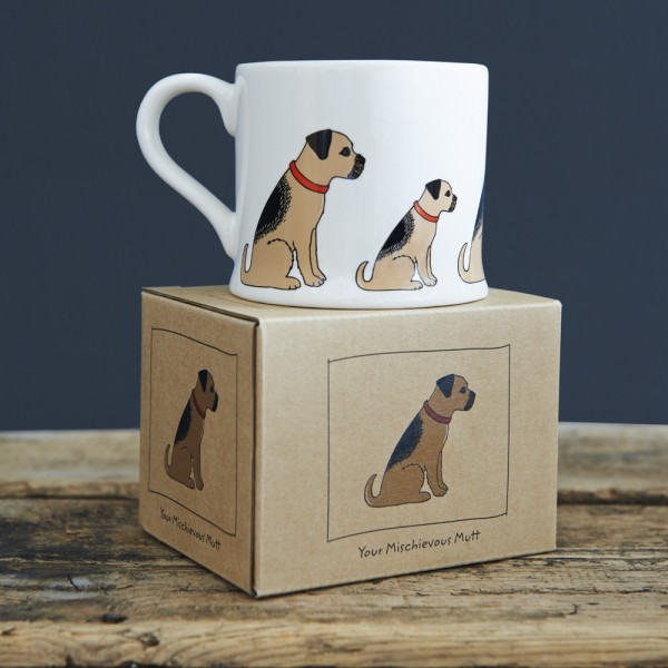 Sweet Williams Tasse - Border Terrier
