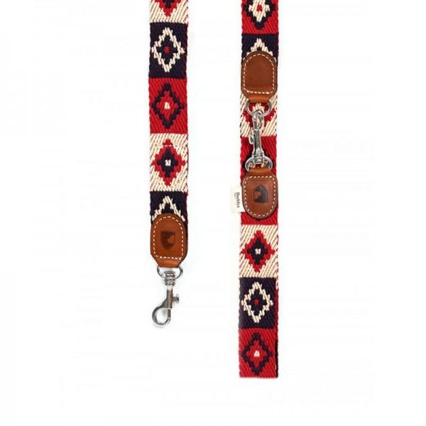 Buddys Verstellleine Peruvian Indian Red