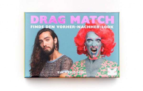Drag Match Memo-Spiel