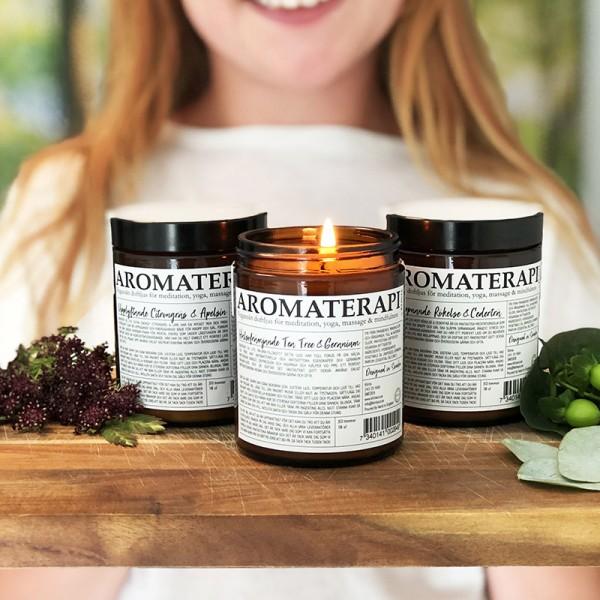 KLINTA Aromatherapi-Kerze