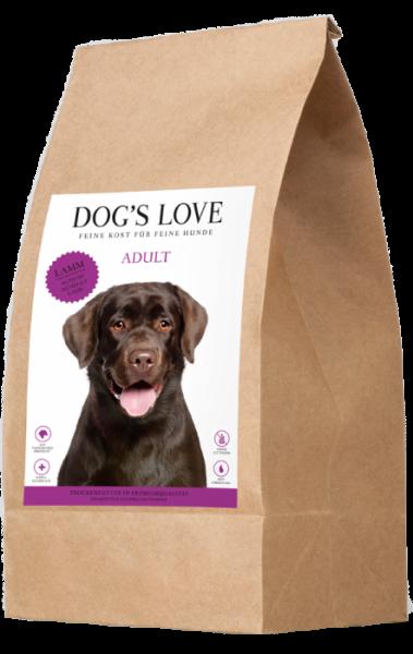 Dogs Love Trockenfutter Lamm