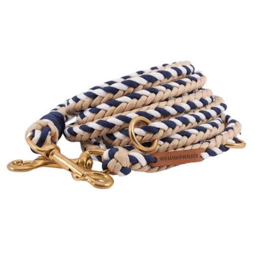 William Walker Paracord Hundeleine Hanseatic