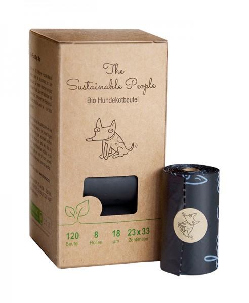 Kompostierbare BIO Hundekotbeutel