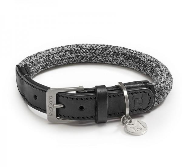 MiaCara Lucca Halsband Ferro/Schwarz