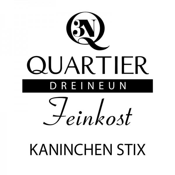 Q3N Feinkost Kaninchen Stix
