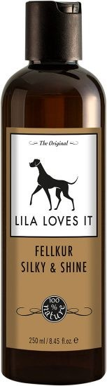 LILA LOVES IT Fellkur Silky & Shine