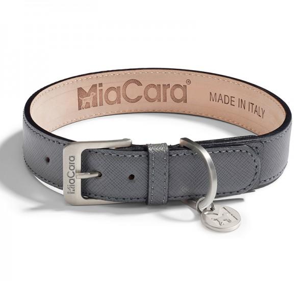 MiaCara Halsband Torino, Schiefer