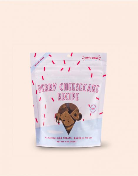 Bocce's Bakery Hundekekse Berry Cheesecake