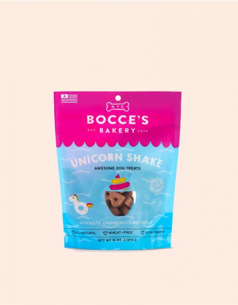 Bocce's Bakery Hundekekse Unicorn Shake