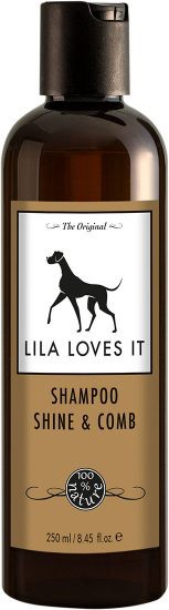 LILA LOVES IT Shampoo Shine & Comb